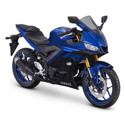 Yamaha Sepeda Motor New YZF R25 ABS - Racing Blue (Bekasi & Depok)