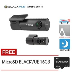 Blackvue Dashcam DR 590-2CH