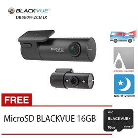 Blackvue Dashcam DR 590W-2C