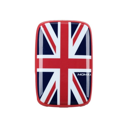 Momax iPower Art 9000mAh External Battery Pack - British Flag