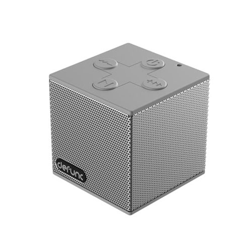 Defunc Travel Bluetooth Speaker - Silver