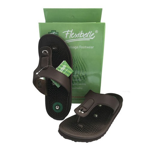 Flexibelle Sandal Men Kanovi (10) - Brown