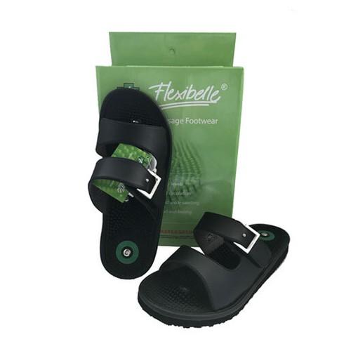 Flexibelle Sandal Men Delta (12) - Black