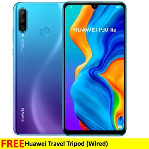 Huawei P30 Lite (RAM 6GB/128GB) - Peacock Blue