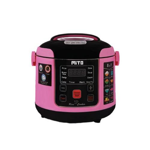 Mito Rice Cooker R1 - Fuschia