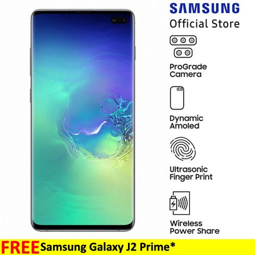Samsung Galaxy S10+ Prism Green (128GB)