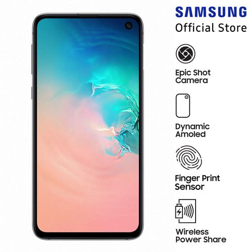Samsung Galaxy S10e Prism White  (128GB)