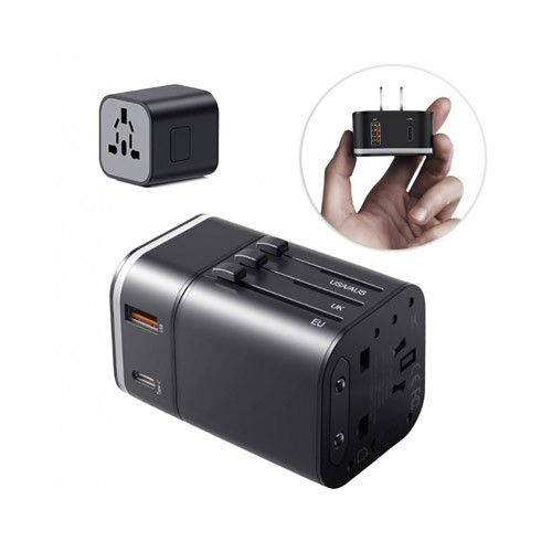 Baseus Travel Adapter - TZPPS-01