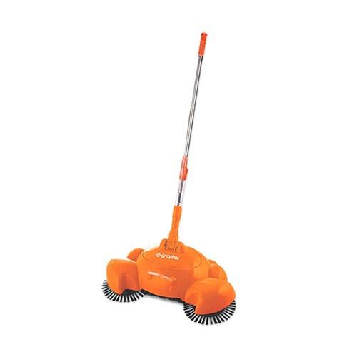 Graphix Magic Broom - Orange