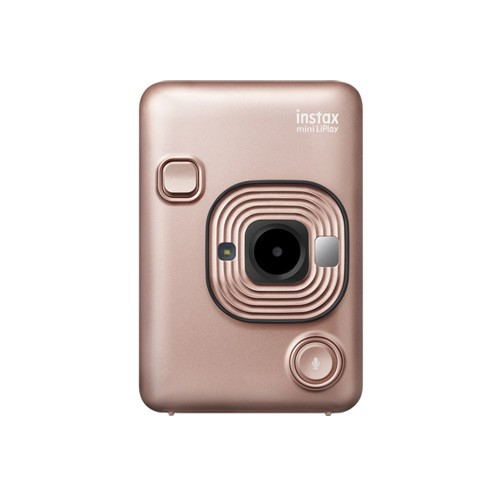 Fujifilm Instax Mini LiPlay - Blush Gold