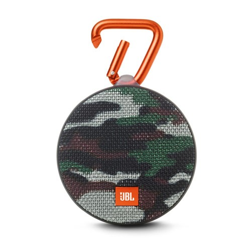 JBL Bluetooth Speaker Portable Clip 2 Special Edition - Squad