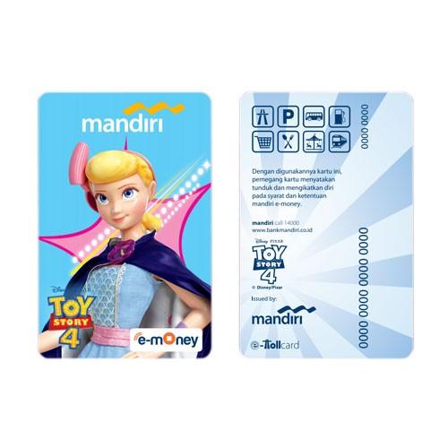 Mandiri eMoney Toy Story 4 - Bo Peep