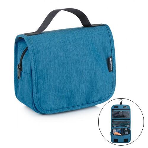 Naturehike Hanging Travel Waterproof Toiletry Bag 17X001-S - Blue