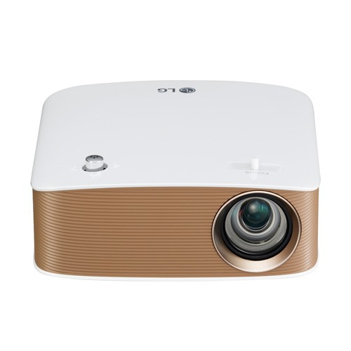 LG LED Projector PH150G - White
