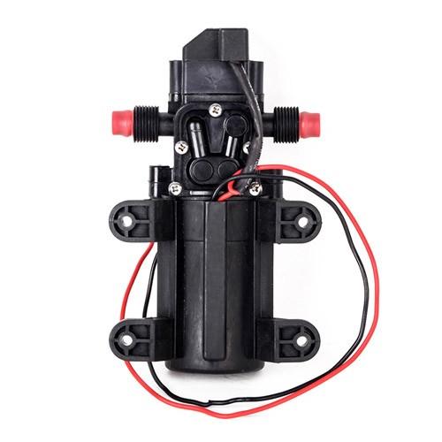 Good Pump Pompa Air Elektrik High Pressure 12V 72W 130PSI - Black