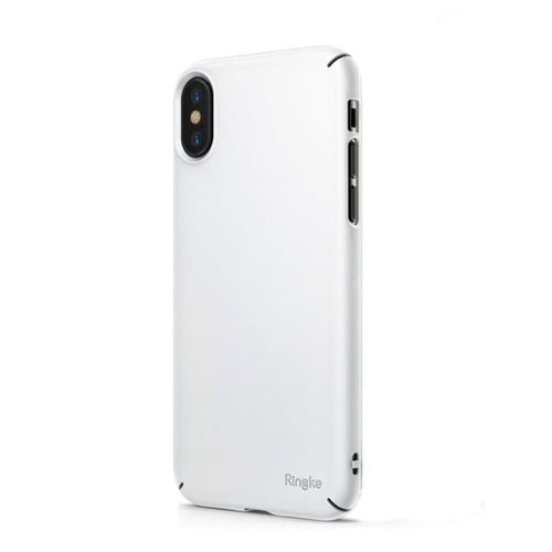 Rearth Ringke Slim Thin Case for iPhone X - White