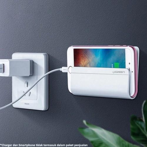 Ugreen Wall Mount Smartphone Charging Holder - 30394