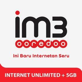 Indosat Paket Internet Unli