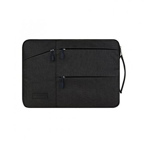 Gearmax Wiwu Portable Briefcase Bag for Laptop 11.6 Inch GM4101MB11 - Black