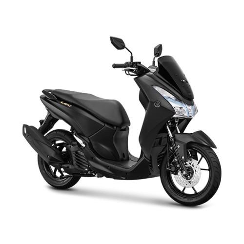 Yamaha Sepeda Motor LEXI 125 VVA - Matte Black (Jakarta)