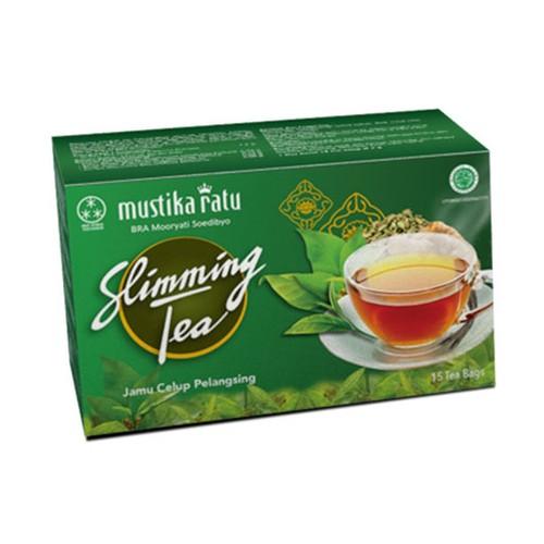 SLIMMING TEA 15'S N.PACK DOOS
