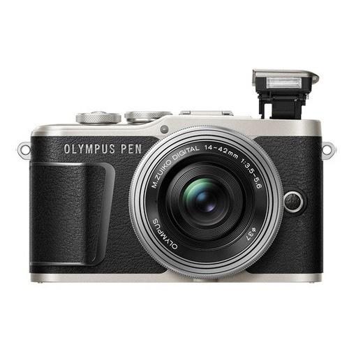 Olympus Pen E-PL9 Kit 14-42mm EZ - Black + Free SDHC 32 GB
