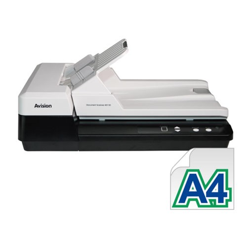 Avision Scanner ADF+Flatbed AD130