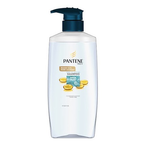 Pantene Shampoo Aqua Pure - 750ml