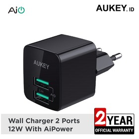 Aukey Charger 2 Port 12W wi