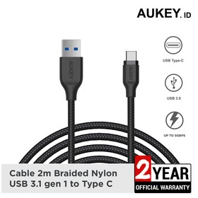 Aukey Cable 2M USB 3.0 to U