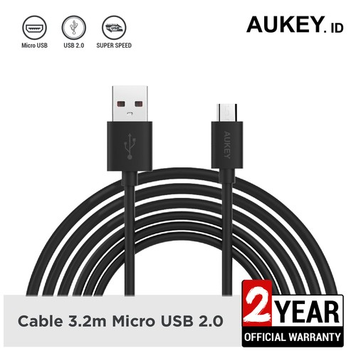 Aukey Cable 3.2M Micro USB 2.0 - 500257