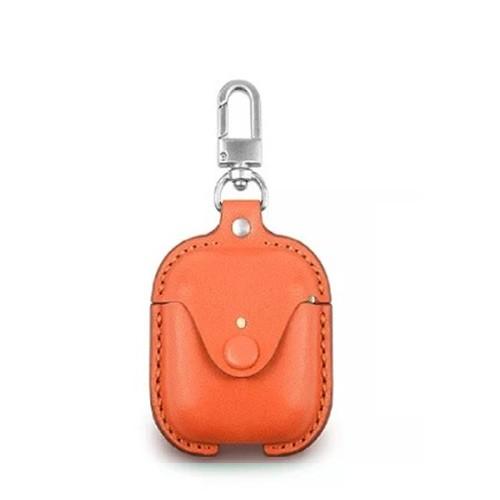 Cozistyle Leather Case for AirPods - Orange (CLCPO001)
