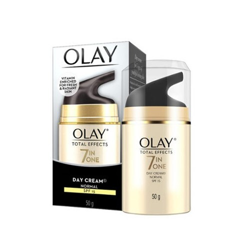 Olay Total Effects 7in1 Day Cream Normal SPF 15 - 50gr