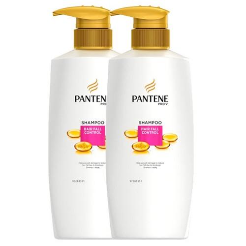 Pantene Sampo Hairfall Control - 900ml - Paket isi 2