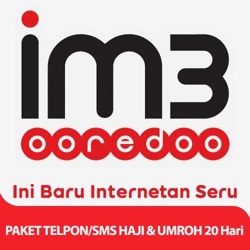 Indosat Haji & Umroh Telpon & SMS 20 Hari