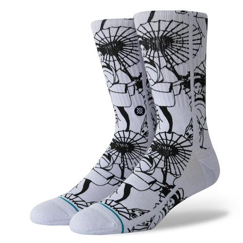 Stance Kimono (Socks) - Violet (Accessories)