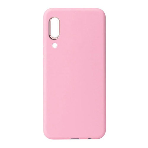 Tunedesign Liquid Silicon Case for Samsung Galaxy A70 - Pink