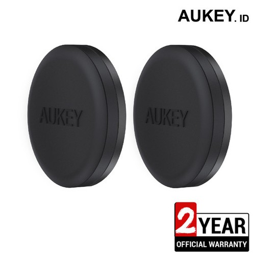 Aukey Holder Dashboard Magnetic Car Mount 2 pack - 500353