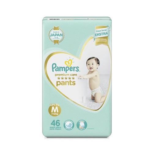 Pampers Popok Celana Premium Care M - 46