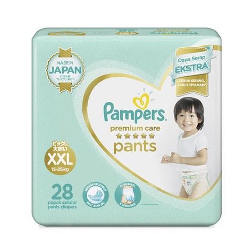 Pampers Popok Celana Premium Care XXL - 28