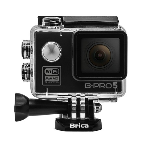 Brica B-Pro 5 Alpha Edition Lite - Black