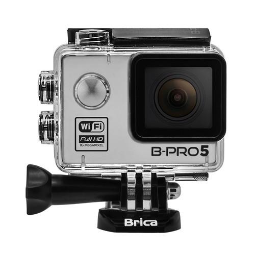 Brica B-Pro 5 Alpha Edition Lite - Silver