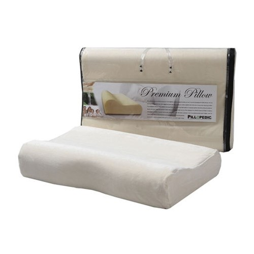 Willow Pillopedic Premium Memory Foam