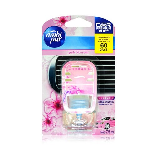AmbiPur Car Pink Blossom Ultra Control - 7.5ml