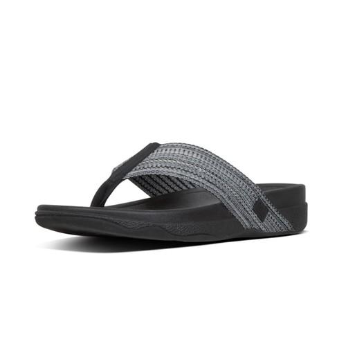 Fitflop Surfer Freshweave Men Sandal - Black
