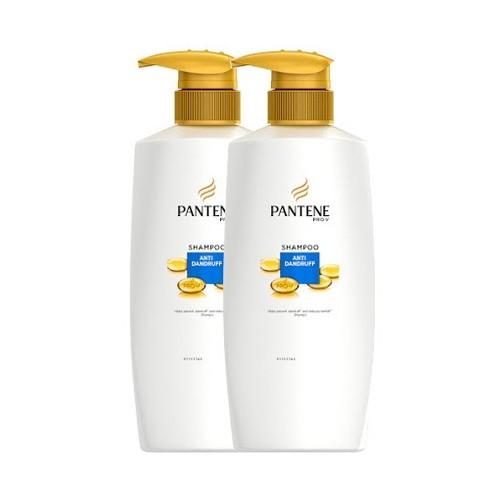 Pantene Shampoo Anti Dandruff Anti Ketombe - 400ml - Paket isi 2