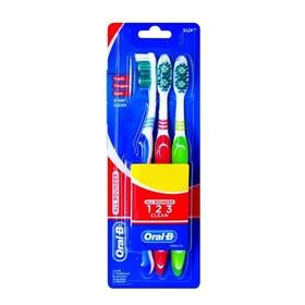 Oral-B Sikat Gigi 123 Soft