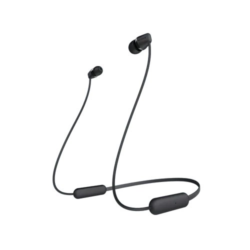 Sony Wireless In-Ear Headphones WI-C200 - Black