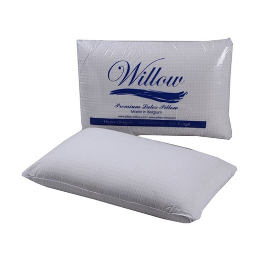Willow Standard Jumbo Latex Cover Katun