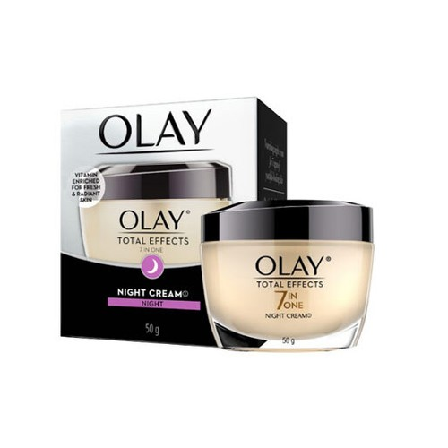 Olay Total Effects 7in1 Anti-ageing Night Cream - 50gr